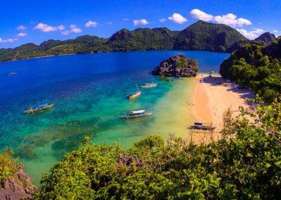 3D2N CARAMOAN ISLAND TOUR